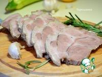 Свинина, тушеная в рукаве в мультиварке ингредиенты