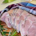 Тушеная свинина в рукаве в мультиварке