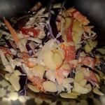 Овощной салат Мелодия
