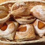 Слоеное печенье с безе