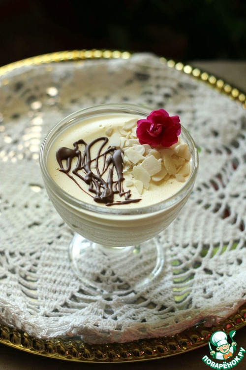 Десерт в бокале