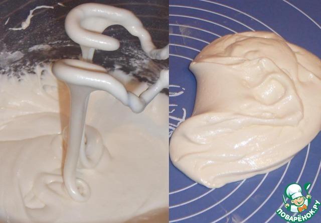 рецепт мастики для обтягивания торта
