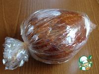 Мясной орех для бутербродов ингредиенты