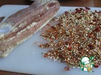 Грудинка солено-печеная ингредиенты