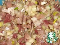 Татарские манты ингредиенты