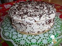 """Торт """"Нежный"""" с безе ингредиенты"""