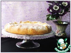 Как готовить Бархатная галета с творожным кремом рецепт с фото