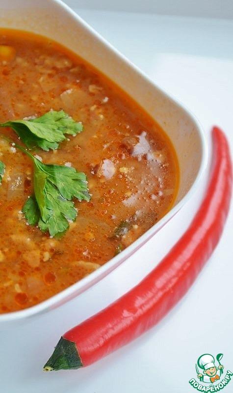 Как варить суп-харчо в мультиварке