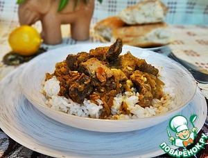 Готовим Баранина по-ирански вкусный пошаговый рецепт приготовления с фото