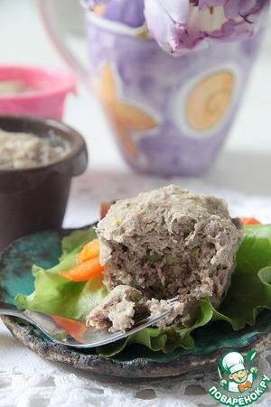Весеннее мясное суфле пошаговый рецепт приготовления с фото как приготовить