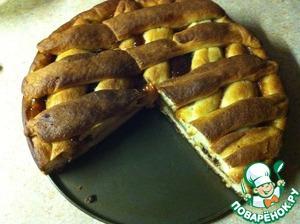 Дрожжевой пирог с вареньем домашний рецепт приготовления с фотографиями пошагово готовим
