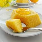 """Пирожное-суфле """"Оранжевая нежность"""""""