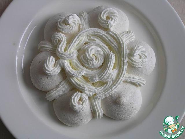 Торт медовый с вишней фото 6