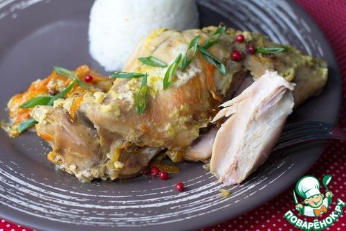 Кролик с розмарином вкусный рецепт с фото пошагово как готовить #11