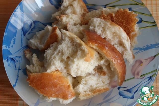 Как готовить рецепт приготовления с фото Куриный галантин в ароматном бульоне #3