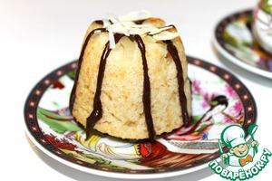 Рецепт Кокосово-ананасовые маффины в мультиварке