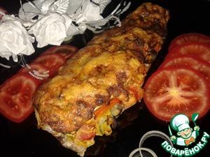 Рецепты блюд из кабачков с грибами