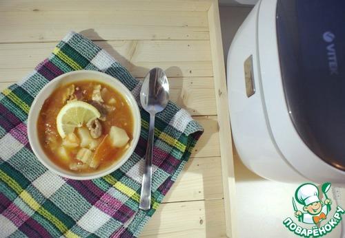 Австрийский суп-гуляш домашний рецепт с фото пошагово как готовить #5