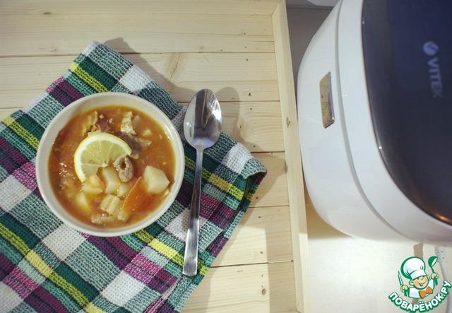 Австрийский суп-гуляш домашний рецепт с фото пошагово как готовить #4