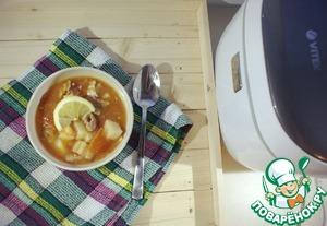 Австрийский суп-гуляш домашний рецепт с фото пошагово как готовить