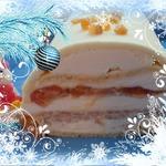 Рождественское полено «В»