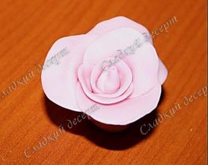 Как приготовить Розы из конфет рецепт с фото