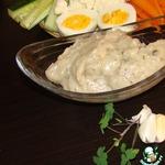Чесночный соус-паста