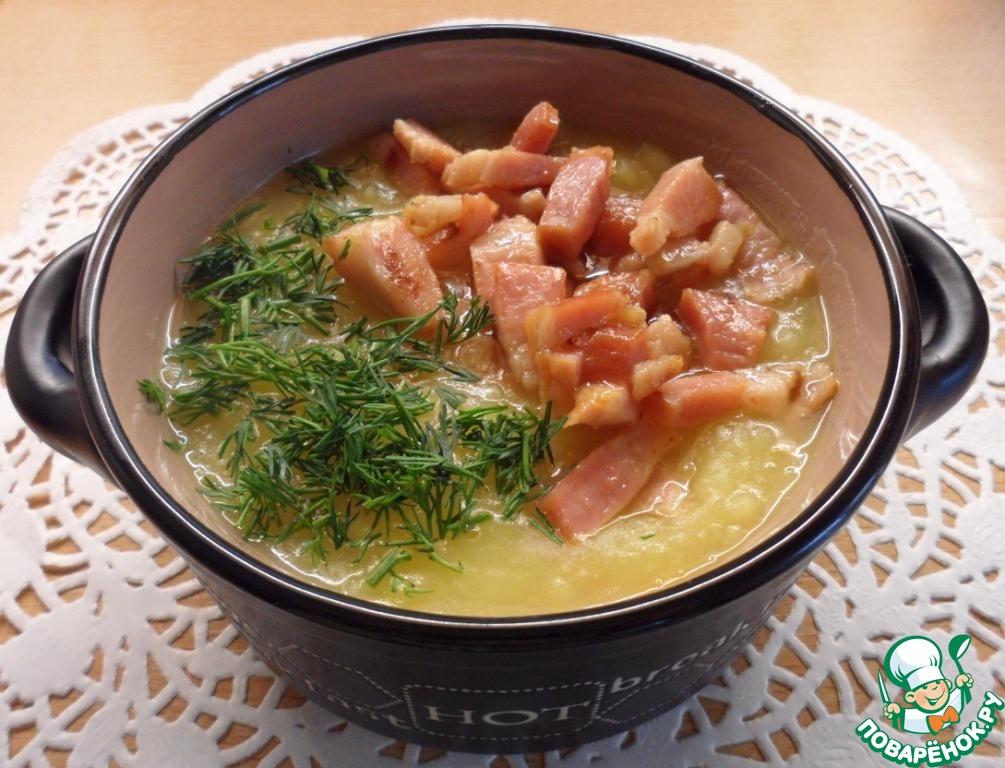 Куриный суп с квашеной капустой