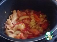 Макароны по-флотски под томатным соусом ингредиенты