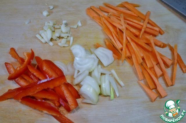 рецепты супов из рисовой лапши