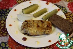 Готовим вкусный рецепт приготовления с фото Рисовые лепешки с фаршем и сыром