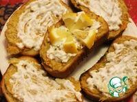 Бутерброд quot;Чесночный</a> с картошечкойquot; ингредиенты