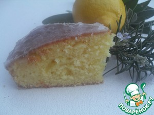 Как готовить Лимонный кекс простой рецепт с фотографиями пошагово