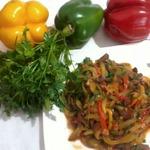 Салат Мясо по-пекински