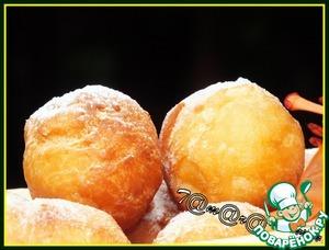 Самые вкусные пончики вкусный пошаговый рецепт с фотографиями как приготовить