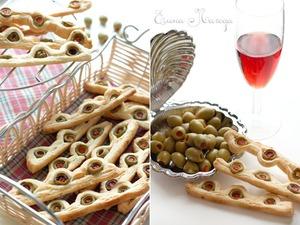 Рецепт Палочки с оливками