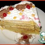"""Торт Наполеон """"Экономная жена"""""""