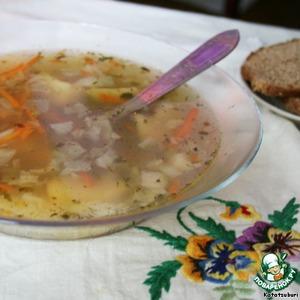 Рецепт Польский суп
