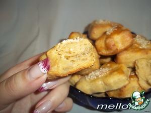 Слоеное печенье из картофеля пошаговый рецепт с фотографиями как приготовить