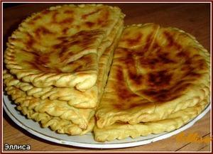 Рецепт Хинкалж с тыквой