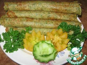 Картофельные трубочки домашний рецепт приготовления с фото как приготовить