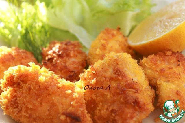 курицы для Рецепт темпура