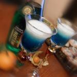 Фото: Новогодние коктейли