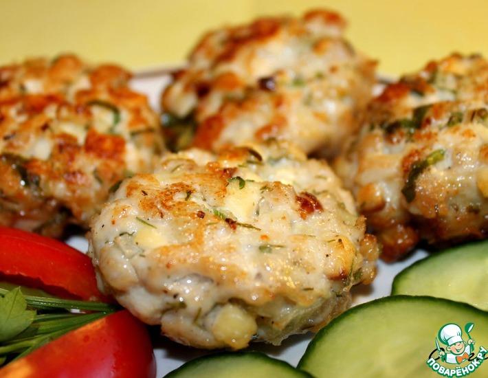 Куриные котлеты рубленные сочные рецепт с сыром