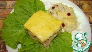 Как готовить Картофельная запеканка с фаршем простой рецепт приготовления с фотографиями пошагово