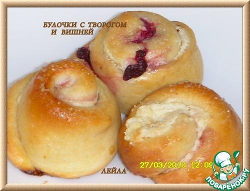 Французские булочки с творогом рецепты пошагово