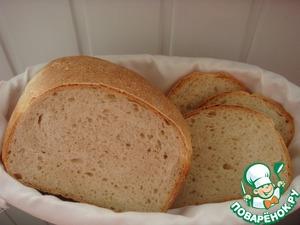 Хлеб для тостов на закваске домашний рецепт приготовления с фотографиями