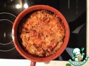 Старомосковский бигос простой рецепт приготовления с фото пошагово как приготовить