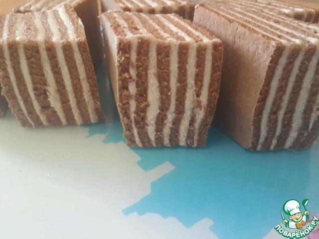 торт нутелла рецепт с фото