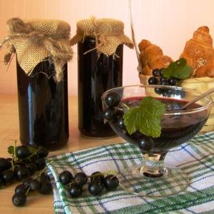 : Заготовки из смородины